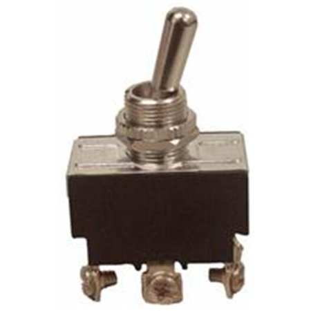 Toggle Switch Heavy Duty Dpdt On-Off-On
