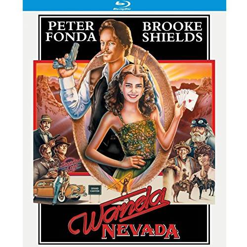 Wanda Nevada (Blu-ray)