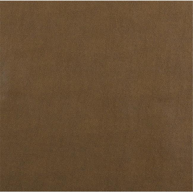 Designer Fabrics G575 54 in. Wide Brown, Upholstery Grade Recycled Leather