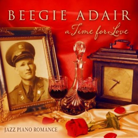 Time for Love: Jazz Piano Romance (CD) (Digi-Pak)