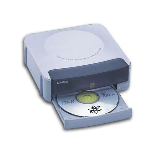 Casio CW-50 CD Title Printer
