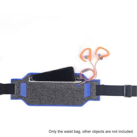 Waterproof Cycling Waist Bag Outdoor Activity Running Jogging Hiking Waist Bag Sports Cellphone Pouch - image 7 of 7