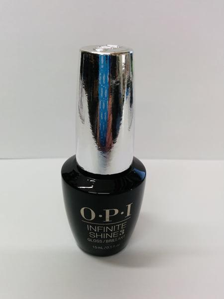OPI- Nail Lacquer- Infinite Shine -  Top Coat     1/2 FL OZ