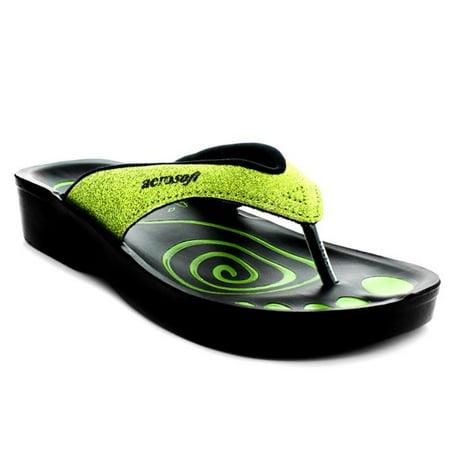 9056909f32a8de Aerosoft - Gliteratti (A0825) - Aerosoft Women Flip Flops