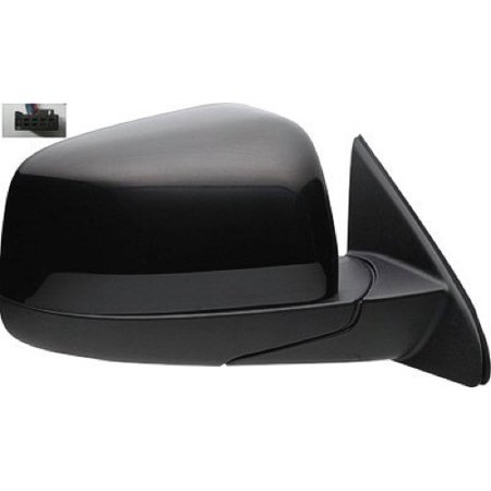 Go-Parts » 2011 - 2015 Jeep Grand Cherokee Side View Mirror Assembly / Cover / Glass - Right (Passenger) Side - (Laredo + Laredo E + Laredo X + Limited + Overland + Overland Summit) 5SG18AXRAF) (Overland Passenger Car)