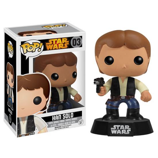 Han Solo Star Wars Funko Pop! #03