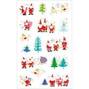 Mrs. Grossman's Stickers-Santa's Little Helper