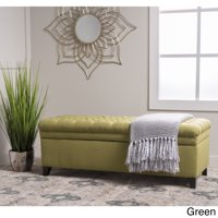 Juliana Tufted Storage Ottoman/Bench