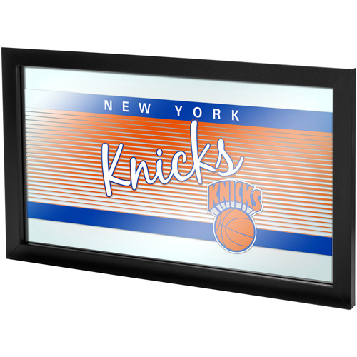 New York Knicks Hardwood Classics NBA Logo Mirror