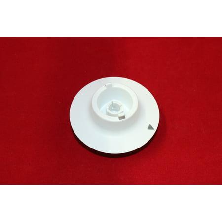 33001621 Whirlpool Maytag Dryer Timer Knob Dial Skirt WP33001621