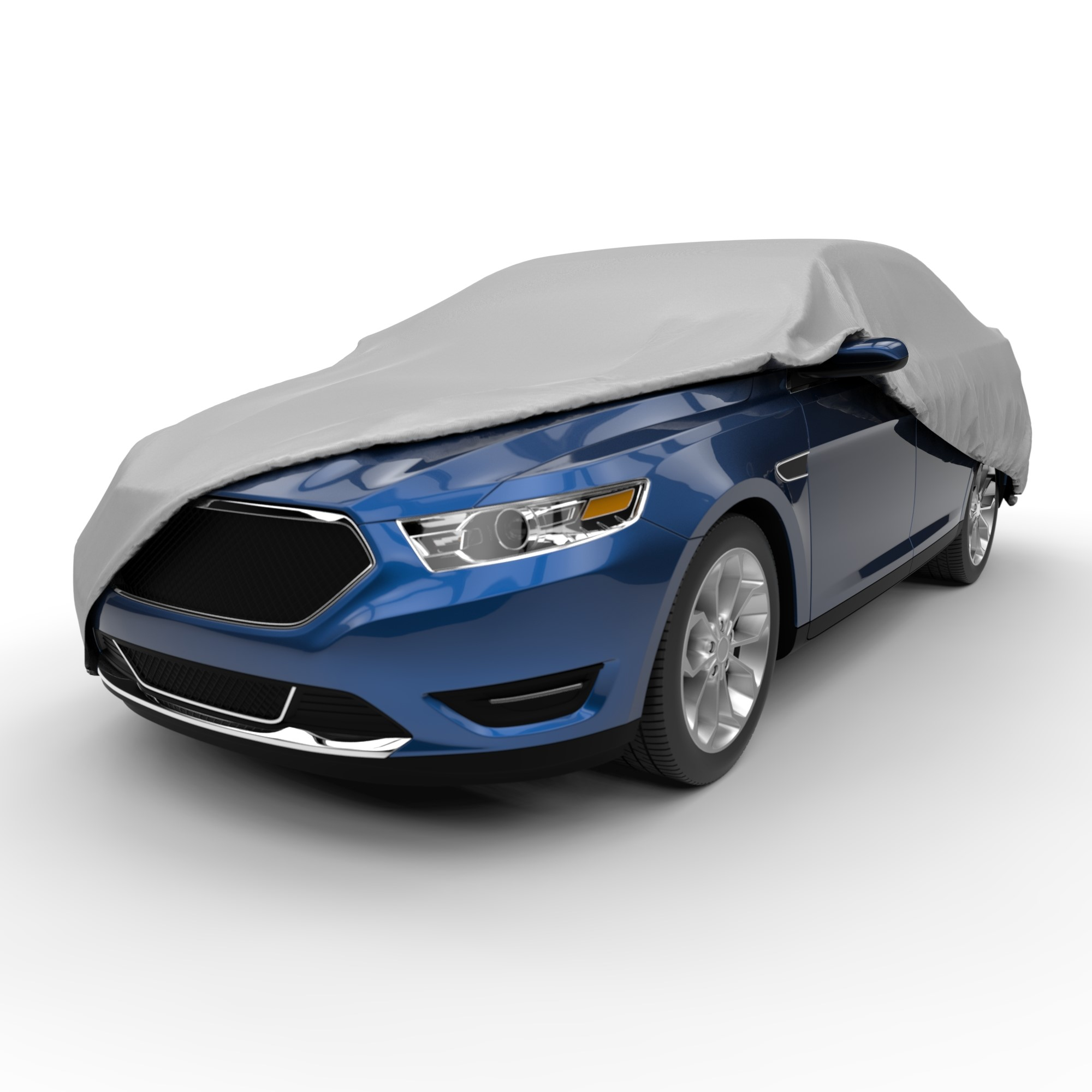 Budge Lite Car Cover, Basic Vehicle Protection, Semi-Custom Fit