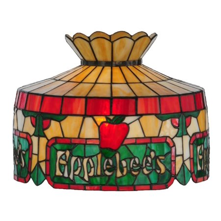 Personalized Applebees Shade