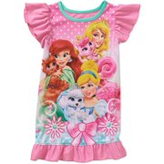Disney Princess Ap Infant Toddler Girls Licensed Sleepwear