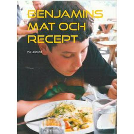 Halloween Recept (Benjamins mat och recept -)