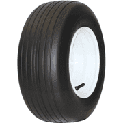 Greenball Rib 16X6.50-8 4 PR Rib Tread Tubeless Lawn and Garden Tire (Tire Only)