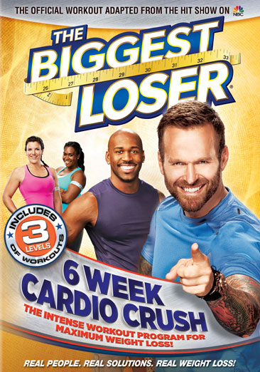 The Biggest Loser: 6 Week Cardio Crush (Widescreen) by Trimark Home Video
