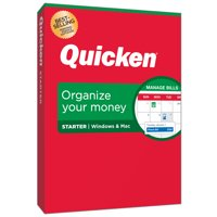 Quicken Starter 2020 - 1 Year Subscription