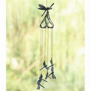 SPI Home 50477 Stylized Dragonfly Wind Chime
