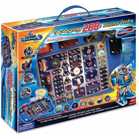 Amazing Toy Tronex 288+ Experiment Electronics Kit