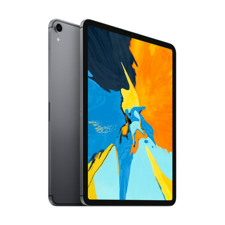 Apple 11-inch iPad Pro (2018) - 1TB - WiFi + Cellular