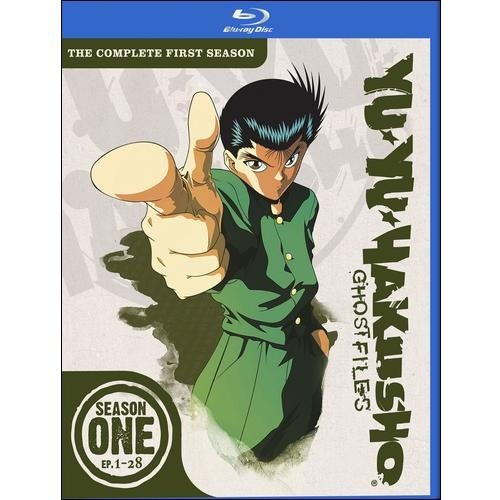 Yu Yu Hakusho: Season One (Blu-ray) (Japanese)