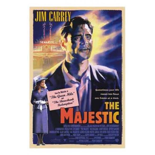 Posterazzi MOV247876 The Majestic Movie Poster - 11 x 17 in. - image 1 de 1
