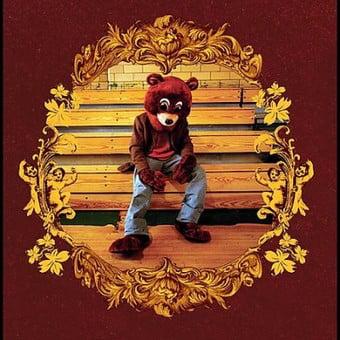 Kanye West - College Dropout - Vinyl (Kanye West Sonnenbrille)