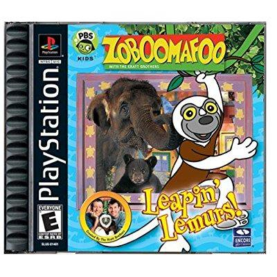 Zoboomafoo: Leapin' Lemurs