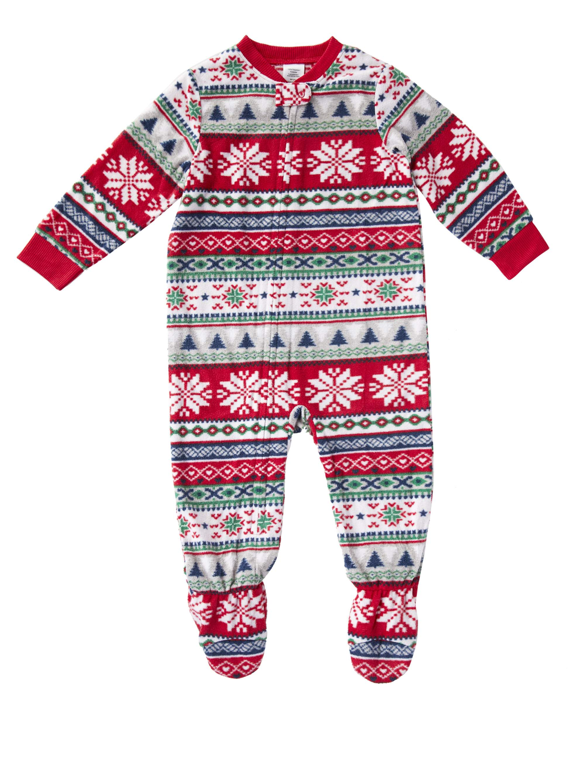 934ddcfe37e6 Family Sleep Merry Everything Pajamas 2-Piece Set (Baby Boys or Baby ...