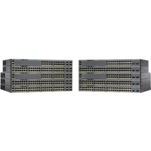 Cisco Catalyst 2960XR-48LPD-I 48-Port Ethernet Switch w  2 SFP+ Ports by Cisco