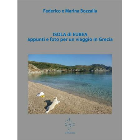 Isola di Eubea appunti e foto per un viaggio in Grecia - eBook
