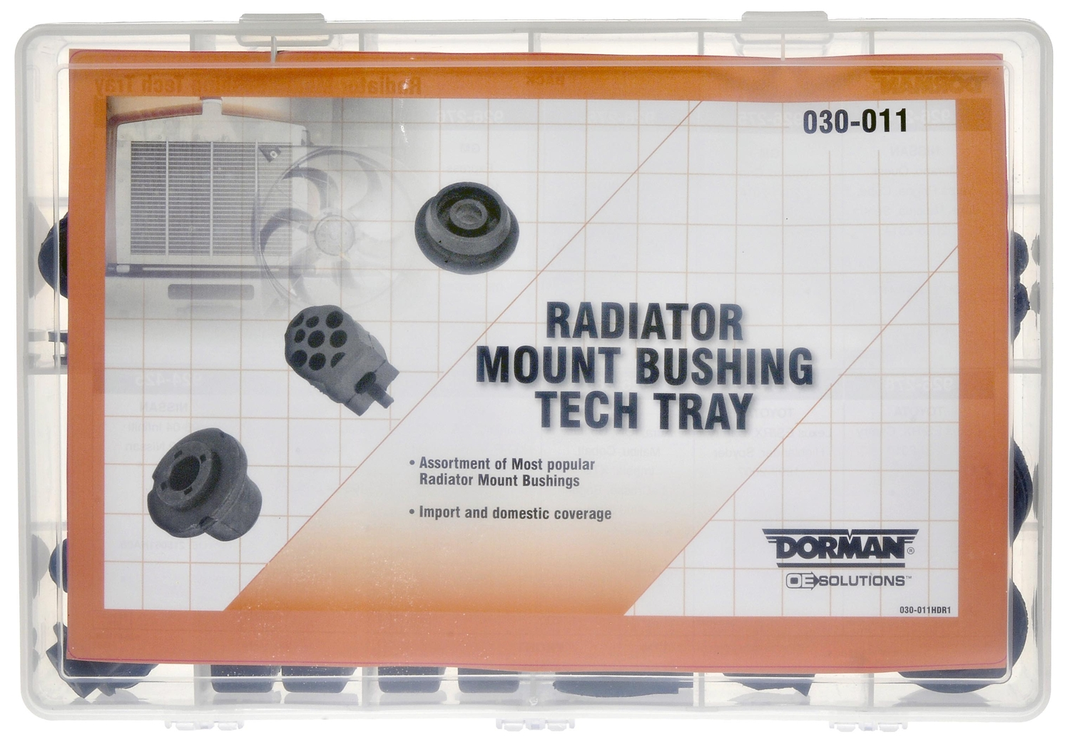 New Dorman 926-281 Replacement Radiator Mount Bushing