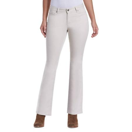 L E I  Juniors New Sophia Flare Twill Pants