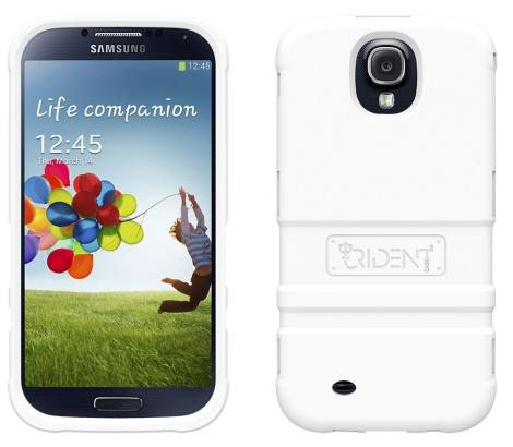 Trident - Perseus Case for Samsung Galaxy S4 - White