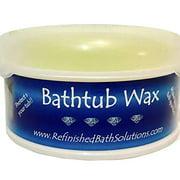 Best Fiberglass Tub Cleaners - Refinished Bath Solutions – Bathtub Polishing Wax | Review