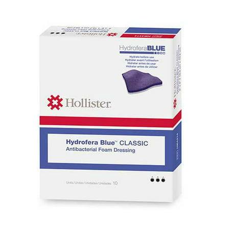 "Hydrofera Blue Foam Dressing without Border 4"" x 4"""
