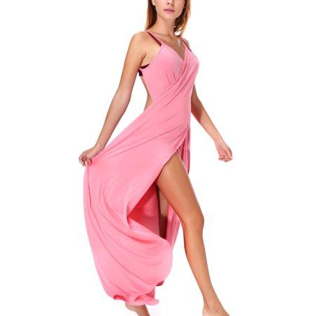 17212cd59ce SAYFUT - SAYFUT Juniors  Beach Cover up Bikini Bathing Suits Sexy Spaghetti  Strap Bikini Wraps Plus Size Swimsuit Backless Dresses Long - Walmart.com