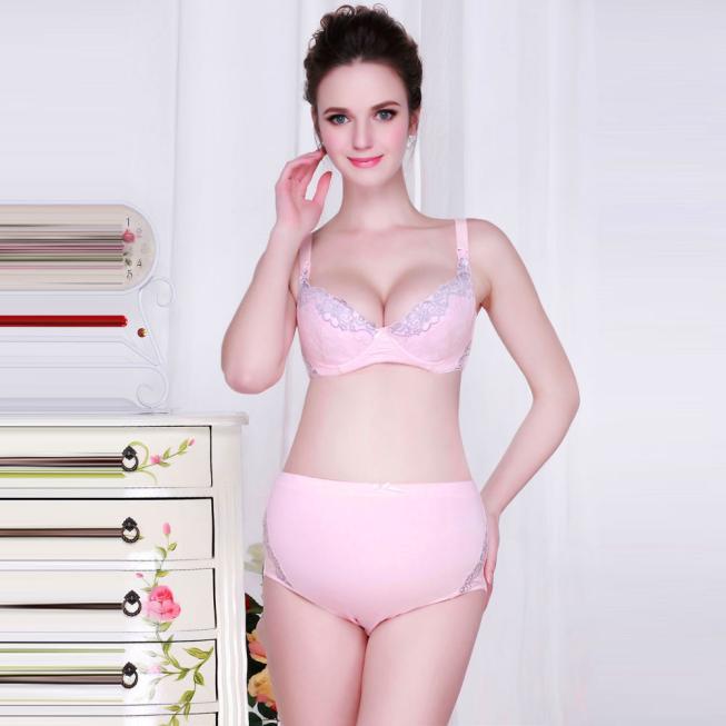 Pure Color Pregnancy Maternity Pregnant Women Underwear Panties PK/XL