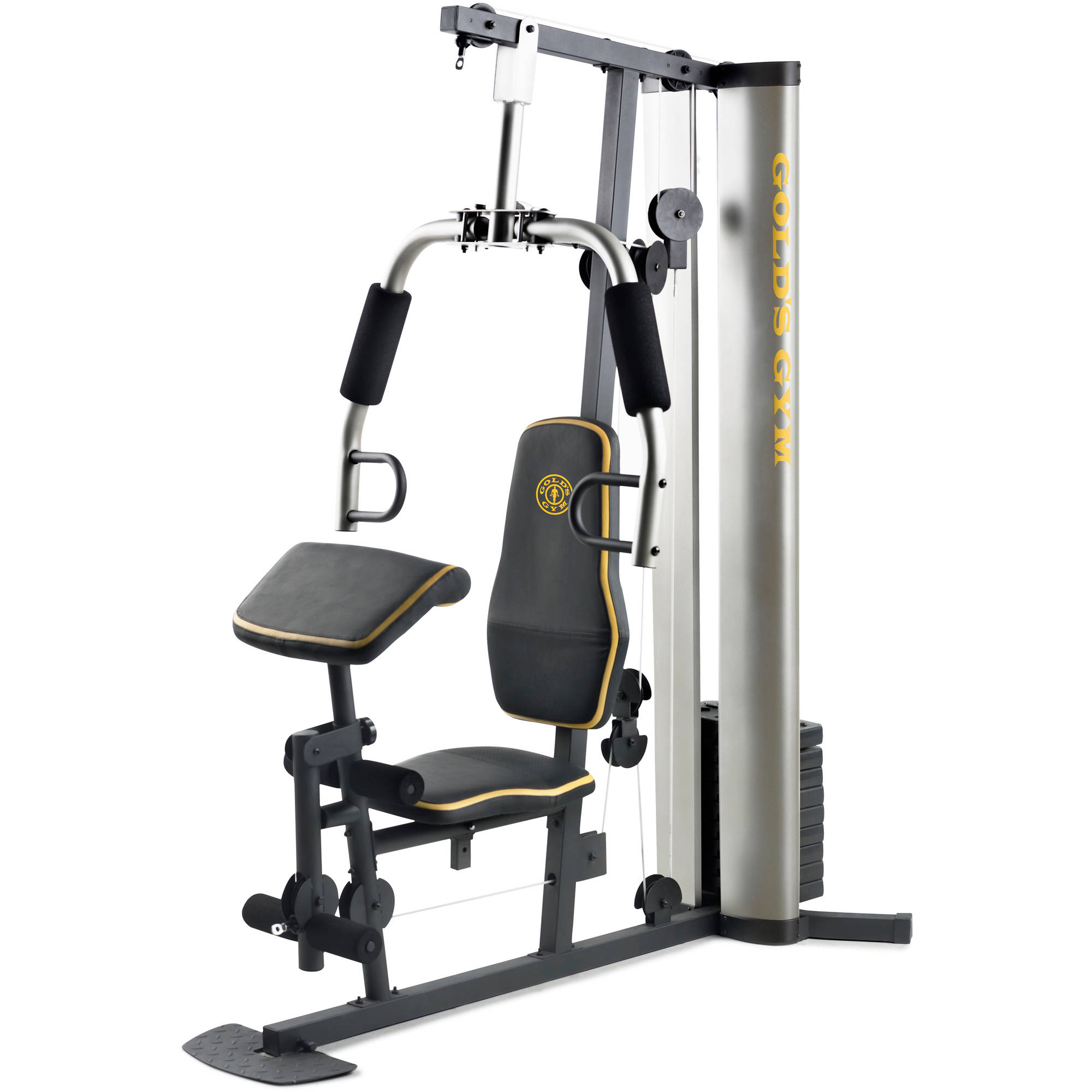 Gold's Gym XR 55 Home Gym, Box 1 of 2
