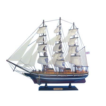 Museum Quality Tall Model Ship (Cutty Sark 24