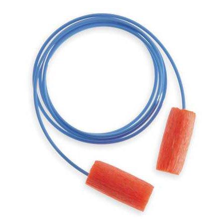 HONEYWELL HOWARD LEIGHT Ear Plugs,Disposable,29dB,Orange,PK100