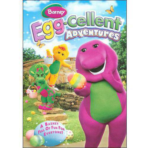 Barney: Egg-Cellent Adventures (Full Frame)
