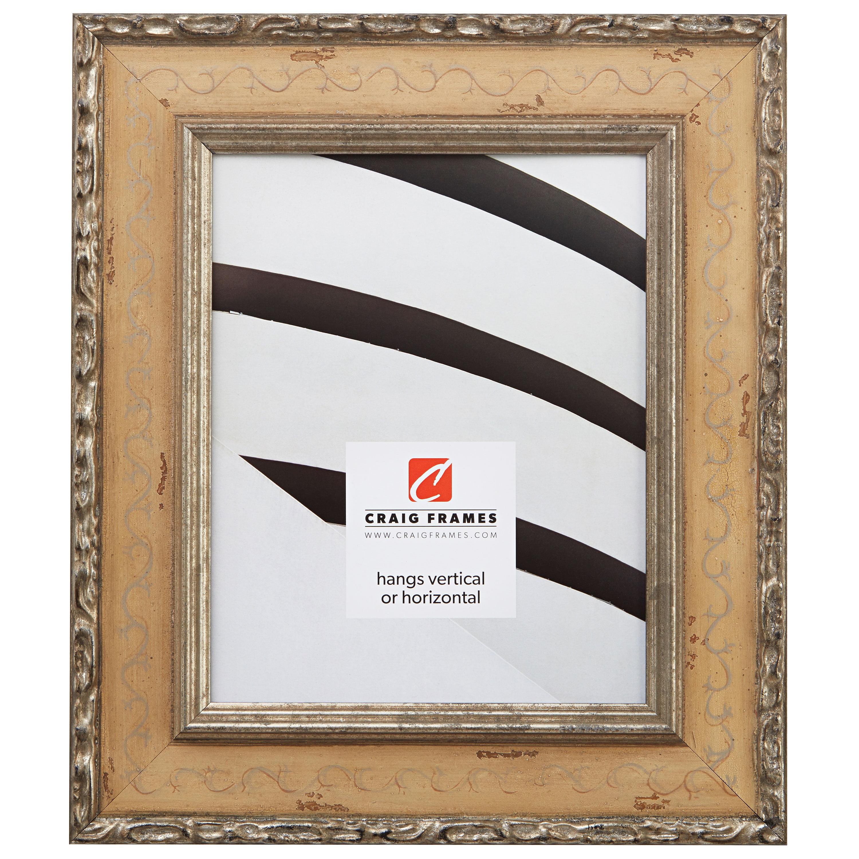 craig frames bolshoi ornate candlelight gold picture frame 13 x 19 inch. Black Bedroom Furniture Sets. Home Design Ideas