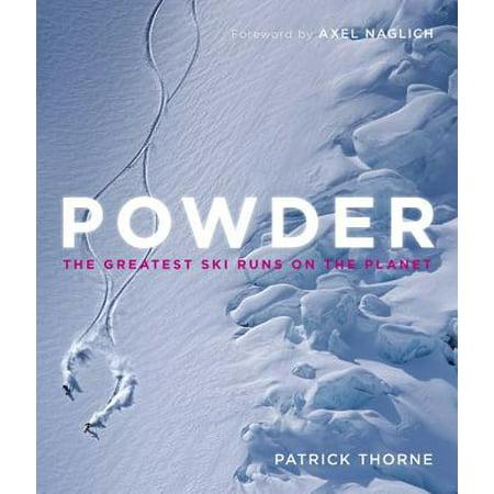 Powder : The Greatest Ski Runs on the