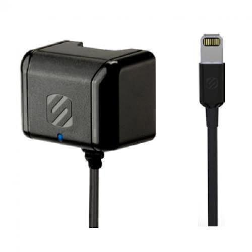 Scosche strikeBASE 12W Wall Charger for Lightning Devices