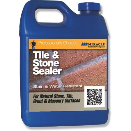 Miracle Sealants TSS PT SG Tile/Stone and Grout Economical Sealer, 1 pint