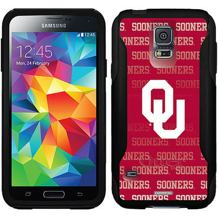 Oklahoma Repeating Design on OtterBox Commuter Series Case for Samsung Galaxy S5