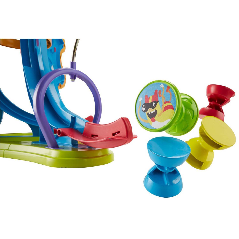 Fisher Price Spinnyos Giant Yo Ller Coaster Walmart Com Walmart Com