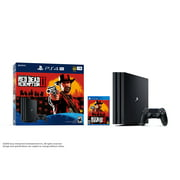 Sony PlayStation Red Dead Redemption 2 PS4 Pro Bundle