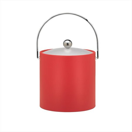 Kraftware Fun Colors 3 qt. Ice Bucket